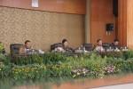 Rapat Paripurna Pemandangan Fraksi Terhadap Pertanggungjawaban APBD 2014 Kota Tomohon