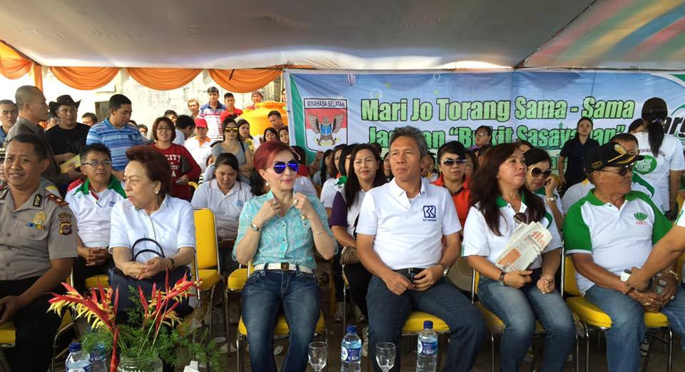 Bukit Sasayaban Harapan Agrowisata dan Ekowisata Kabupaten Minsel