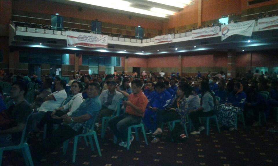 Acara Penutupan PORSENI Politeknik se Indonesia