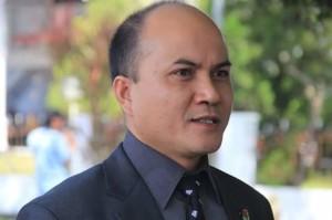 Ketua GAMKI Sulut Meidy Tinangon