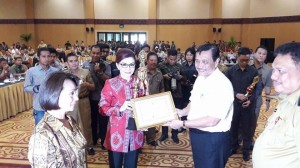 Penerimaan Penghargaan APN RKPD