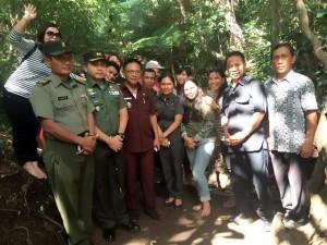 Aer Konde Salah Satu Destinasi Wisata Unggulan Minahasa Tenggara